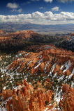 bryce canyon doliny widok Obraz Royalty Free