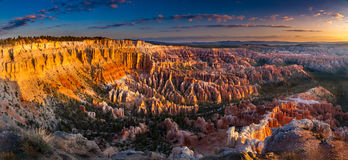 Bryce Canyon Early Morning Fotografia Stock Libera da Diritti