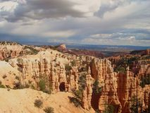 Bryce Canyon - Fairyland Point Royalty Free Stock Images