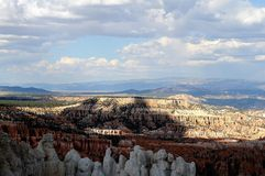 Bryce Canyon Formations Photo libre de droits