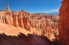 Bryce Canyon hammer stock photo