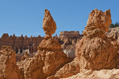 Bryce Canyon Hoodoo Stock Images