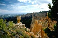 bryce canyon hoodoos Obraz Royalty Free