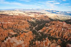 Bryce Canyon Hoodoos 5 Royalty Free Stock Image