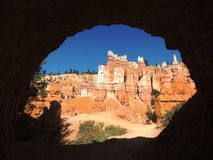 Bryce Canyon, Hoodoos Royalty Free Stock Images