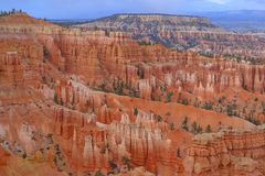 Bryce Canyon. Hoodoos rock formation in Bryce Canyon National Park Royalty Free Stock Photos