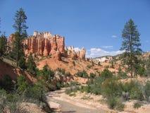 Bryce Canyon Hoodoos Stock Photography