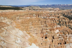 Bryce Canyon From il sud Fotografia Stock Libera da Diritti