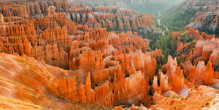 Bryce Canyon - Inspiration Point Stock Photos