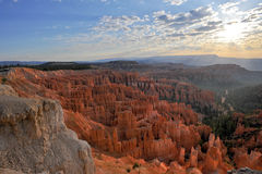 Bryce Canyon - Inspiration Point Royalty Free Stock Image