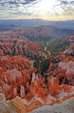 Bryce Canyon - Inspiration Point Stock Image