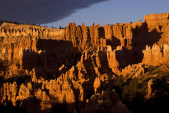 Bryce Canyon Landscape Royalty Free Stock Photos
