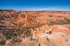 Bryce Canyon Landscape Stock Image