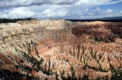 Bryce canyon landscape, USA Stock Images