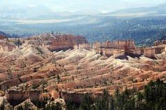 Bryce canyon landscape, USA Stock Image