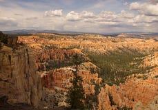 Bryce Canyon Millions av år i danandet Arkivbilder