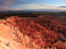 Bryce Canyon in the morning Stock Images