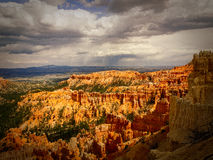 Bryce Canyon Morning of Glory. Bryce Canyon southwestern Utah is one of the most beautiful National Parks in the Southwest Stock Image