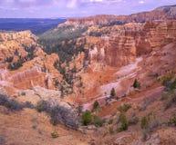 Bryce Canyon na primavera Imagens de Stock