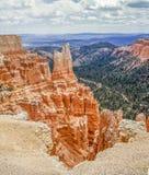 Bryce Canyon na primavera Foto de Stock Royalty Free