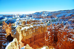 Bryce Canyon National Park Royaltyfri Foto