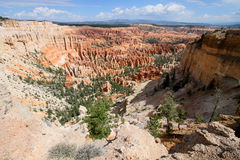 Bryce Canyon National Park Fotos de archivo libres de regalías