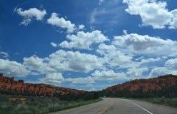 Bryce Canyon National Park Fotografia Stock Libera da Diritti
