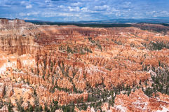 Bryce Canyon National Park Lizenzfreies Stockbild