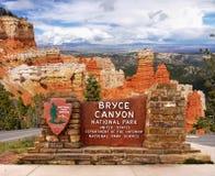 Bryce Canyon National Park Stock Fotografie