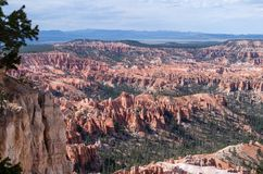 Bryce Canyon National Park. The best architect... is Nature Royalty Free Stock Images