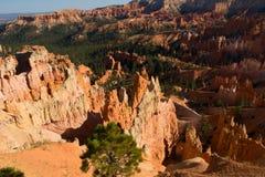 Bryce Canyon National Park, einer der schönsten Parks in der Welt lizenzfreie stockfotos