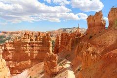 Bryce Canyon National Park est un parc national des Etats-Unis dans le pays du canyon de l'Utah photographie stock