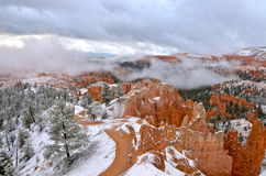 Bryce Canyon National Park, Etats-Unis Photographie stock