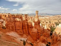 Bryce Canyon National Park, Natural Attraction Utah royalty free stock photo