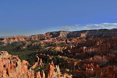 Bryce Canyon National Park ,one of the most beautiful parks in the world royalty free stock photos