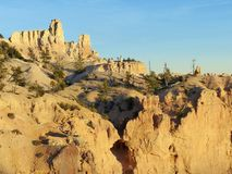 Bryce Canyon National Park Scenic Royalty Free Stock Image