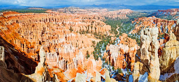 Bryce Canyon National Park in Utah. Stock Photo
