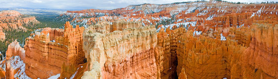 Bryce Canyon National Park in Utah. Stock Photos
