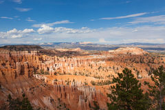 Bryce canyon national park in Utah Stock Photography