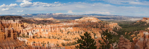 Bryce canyon national park in Utah Royalty Free Stock Images