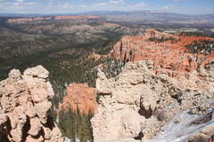 Bryce Canyon National Park. Utah Royalty Free Stock Photo