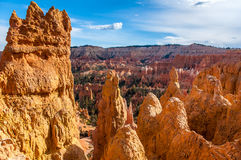 Bryce Canyon National Park, Utah Lizenzfreie Stockfotos