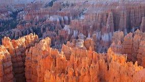 Bryce Canyon National Park Utah, Förenta staterna Arkivbilder