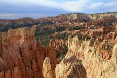 Bryce Canyon National Park, Utah Royalty Free Stock Image