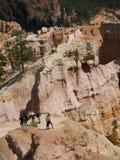 Bryce Canyon National Park, Utah, los E Foto de archivo libre de regalías