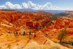 Bryce Canyon National Park, Utah, los E.E.U.U. Fotografía de archivo