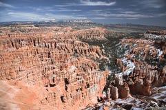 Bryce Canyon National Park, Utah, los E.E.U.U., 2015 Fotografía de archivo