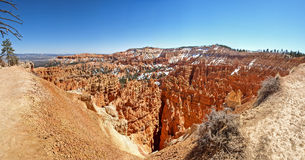 The Bryce Canyon National Park Utah, United States. Stock Photos