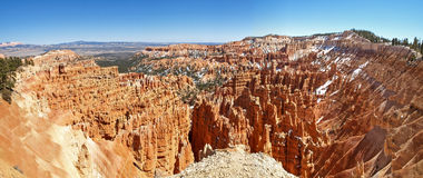 The Bryce Canyon National Park Utah, United States. Stock Photography