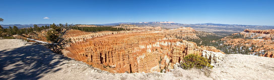 The Bryce Canyon National Park Utah, United States. Royalty Free Stock Image